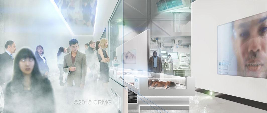 Concept Art for Ascendants Film or Series